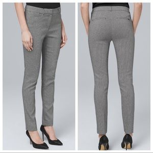 New! White House Black Market Slim Ankle Pants